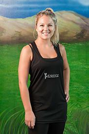 Caroline Counihan in Dubai - Inspire Yoga Pilates And Fitness
