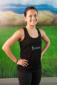 Fran Diaz in Dubai - Inspire Yoga Pilates And Fitness