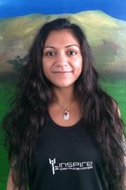 Neha Duseja in Dubai - Inspire Yoga Pilates And Fitness