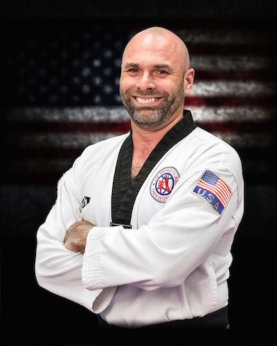 Master O'Brien in Beaverton - Murrayhill Martial Arts