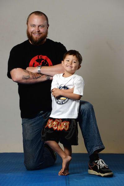 Eric Jensen in Mandurah - XL Martial Arts Academy