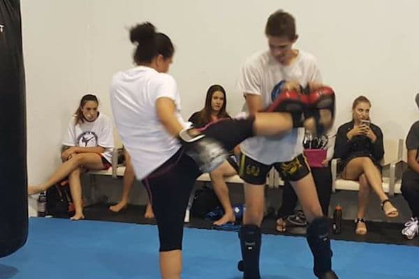 Thomas Stack in Mandurah - XL Martial Arts Academy