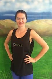 Natalia Zaporozhets in Dubai - Inspire Yoga Pilates And Fitness