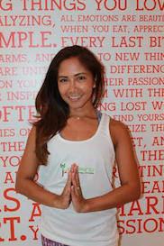 Jevily Florida Nicoll in Dubai - Inspire Yoga Pilates And Fitness