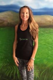 Debbie Crank in Dubai - Inspire Yoga Pilates And Fitness