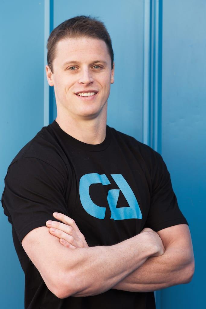 Jesse O'Brien in Austin - Central Athlete