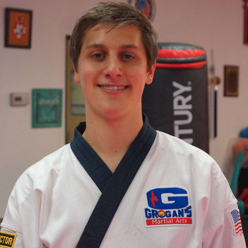 Nathan Wilkening  in Edwardsville - Grogan's Academy Of Martial Arts