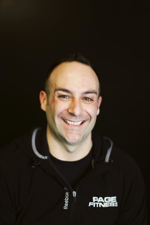 Jason Harrington  in Watertown - Page Fitness