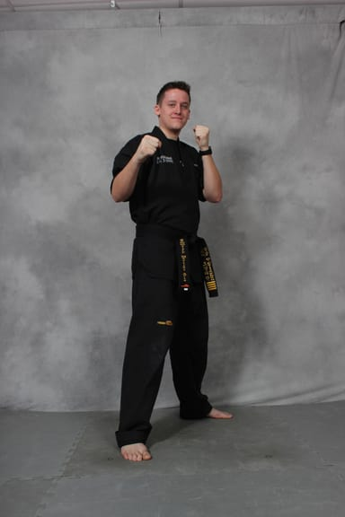 Cody O'Callaghan in Jupiter - Symmetry Martial Arts