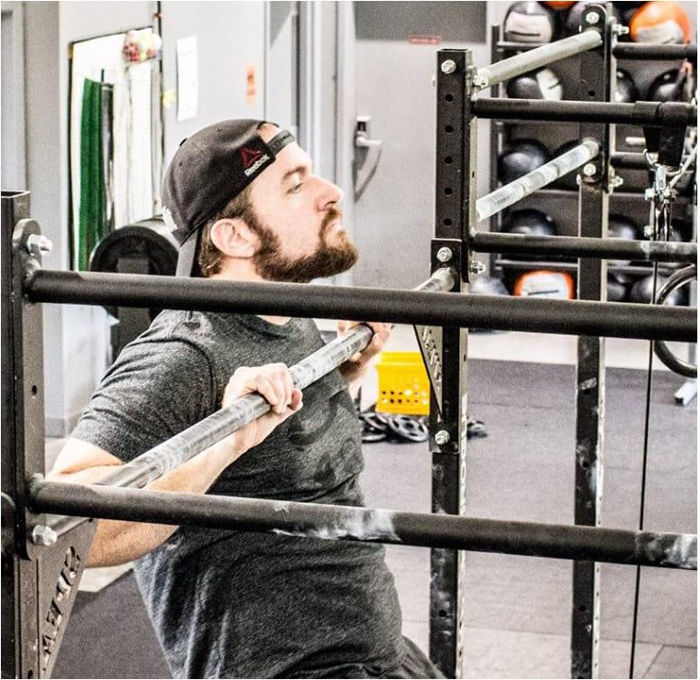 Joe in Blaine - CrossFit Rigor