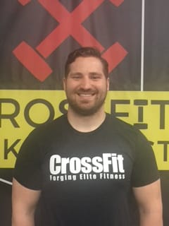 Wayne Didier in 	 Lake Forest - CrossFit Lake Forest