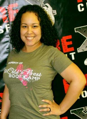Lisonia Arthurton in Fredericksburg - RARE CrossFit