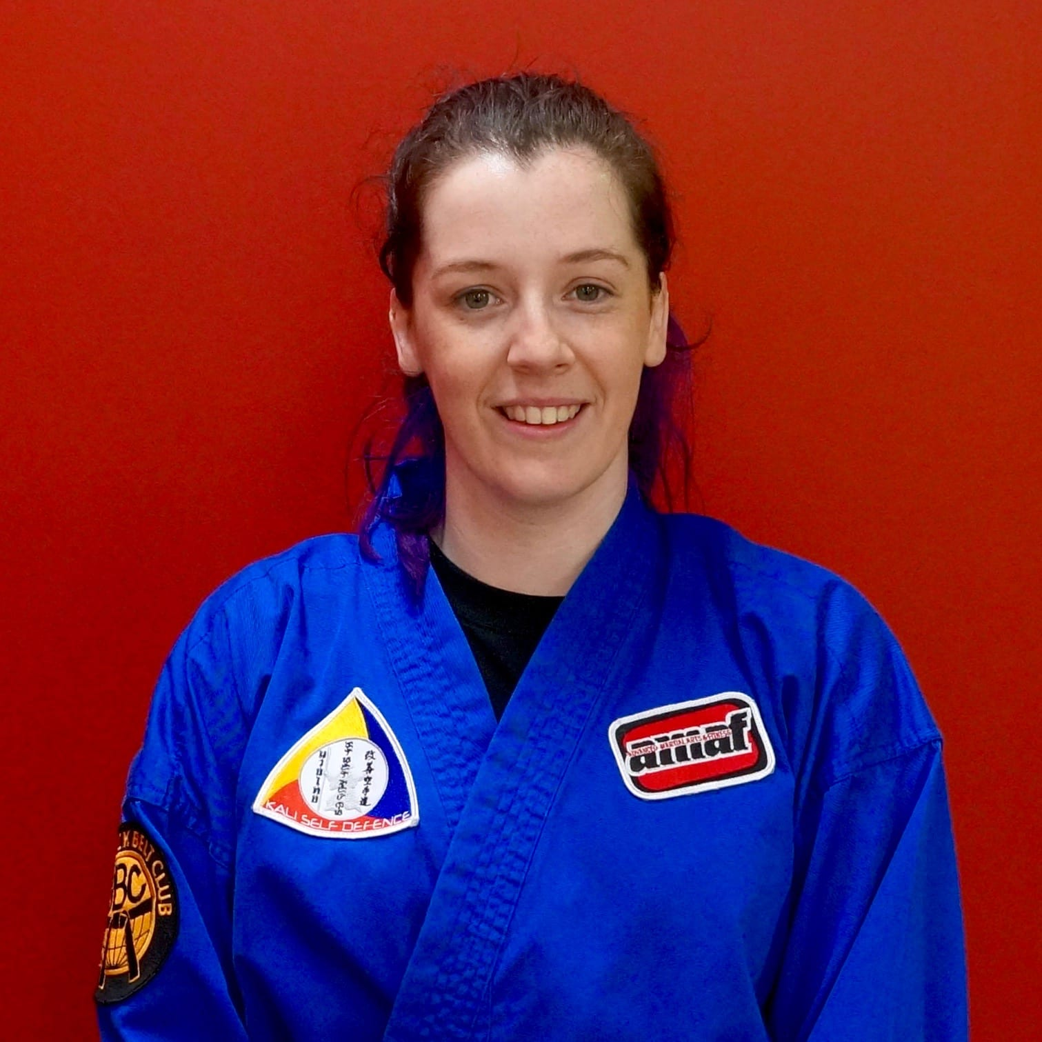 Emily Taylor in East Victoria Park - Advanced Martial Arts & Fitness