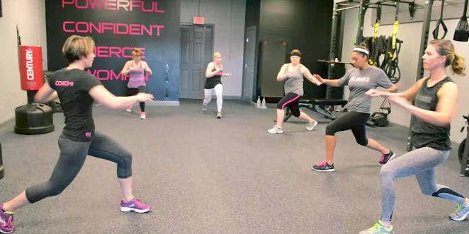 Unlike impersonal big box gyms that leave you feeling overwhelmed and left with no support, 