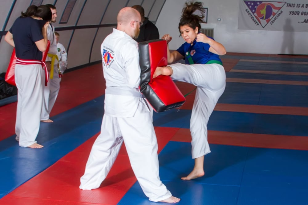 Bossier City Teen and Adult Martial Arts