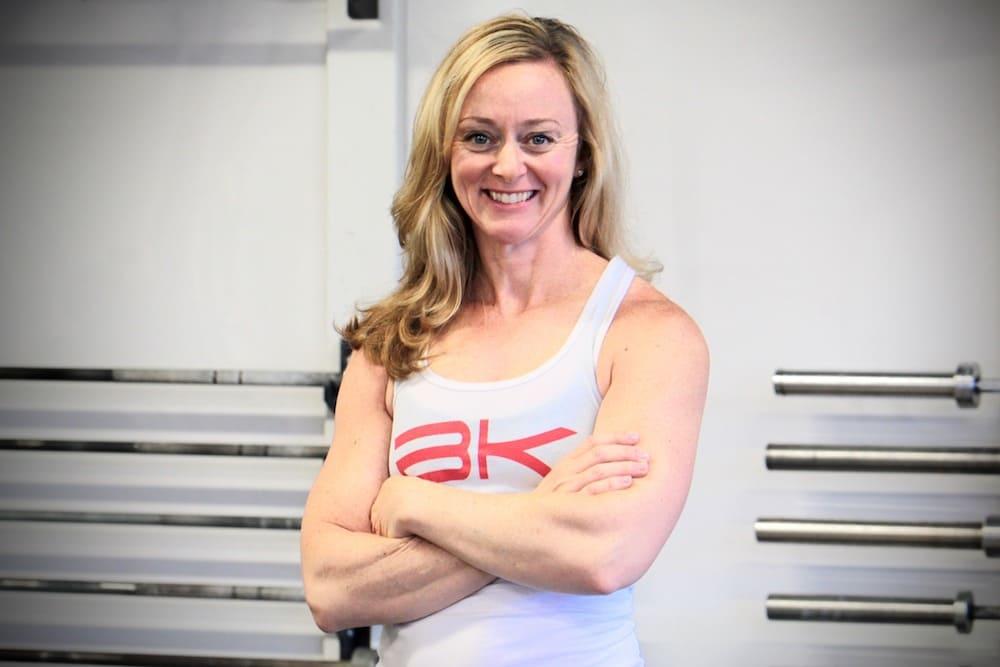 Jen Rasmussen in Fairfield - BKAthletics