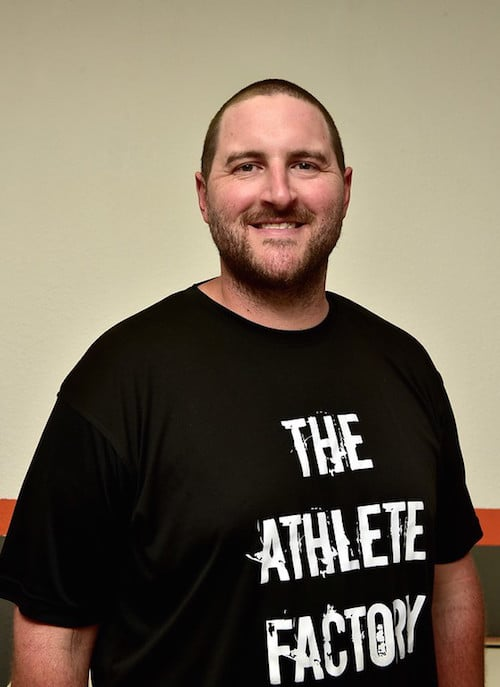 Hunter Wood  in Altamonte Springs - The Athlete Factory