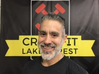 Kiko Stefanov in 	 Lake Forest - CrossFit Lake Forest