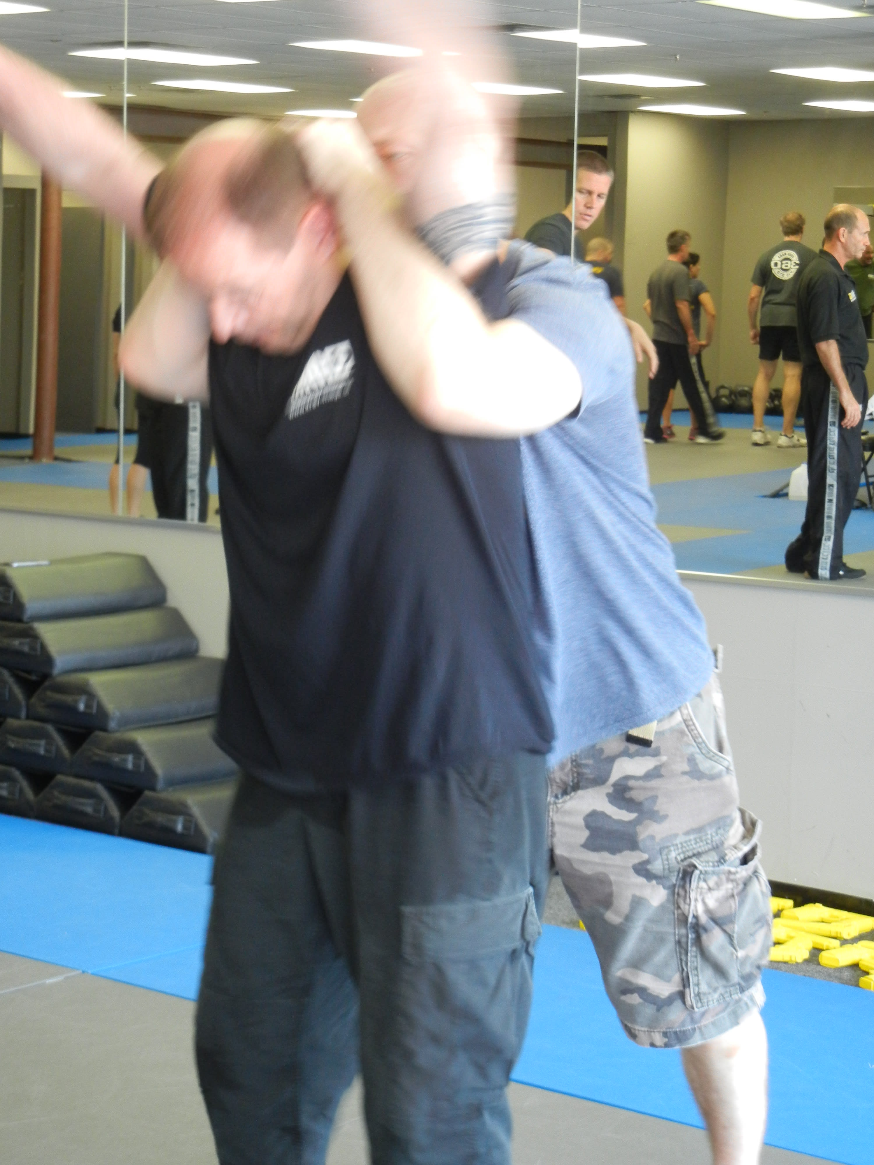 Mike Kawa Graduate 5 in Plano - Crucible Krav Maga