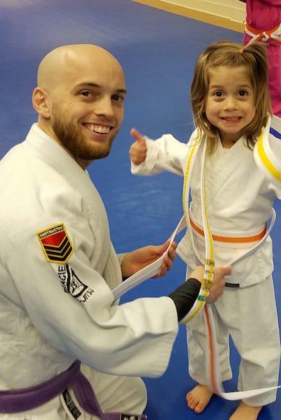 Joe Hill in Cuyahoga Falls - Top Level Martial Arts