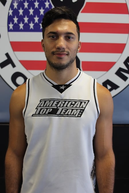 Adnan Ibrahimovic in Lawrenceville - American Top Team Of Gwinnett
