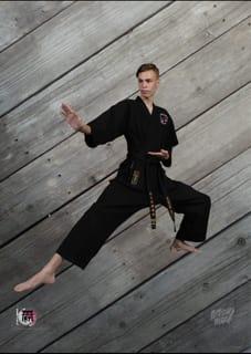 Sensei Alaistair in Nerang - Combined Martial Arts Academy Nerang