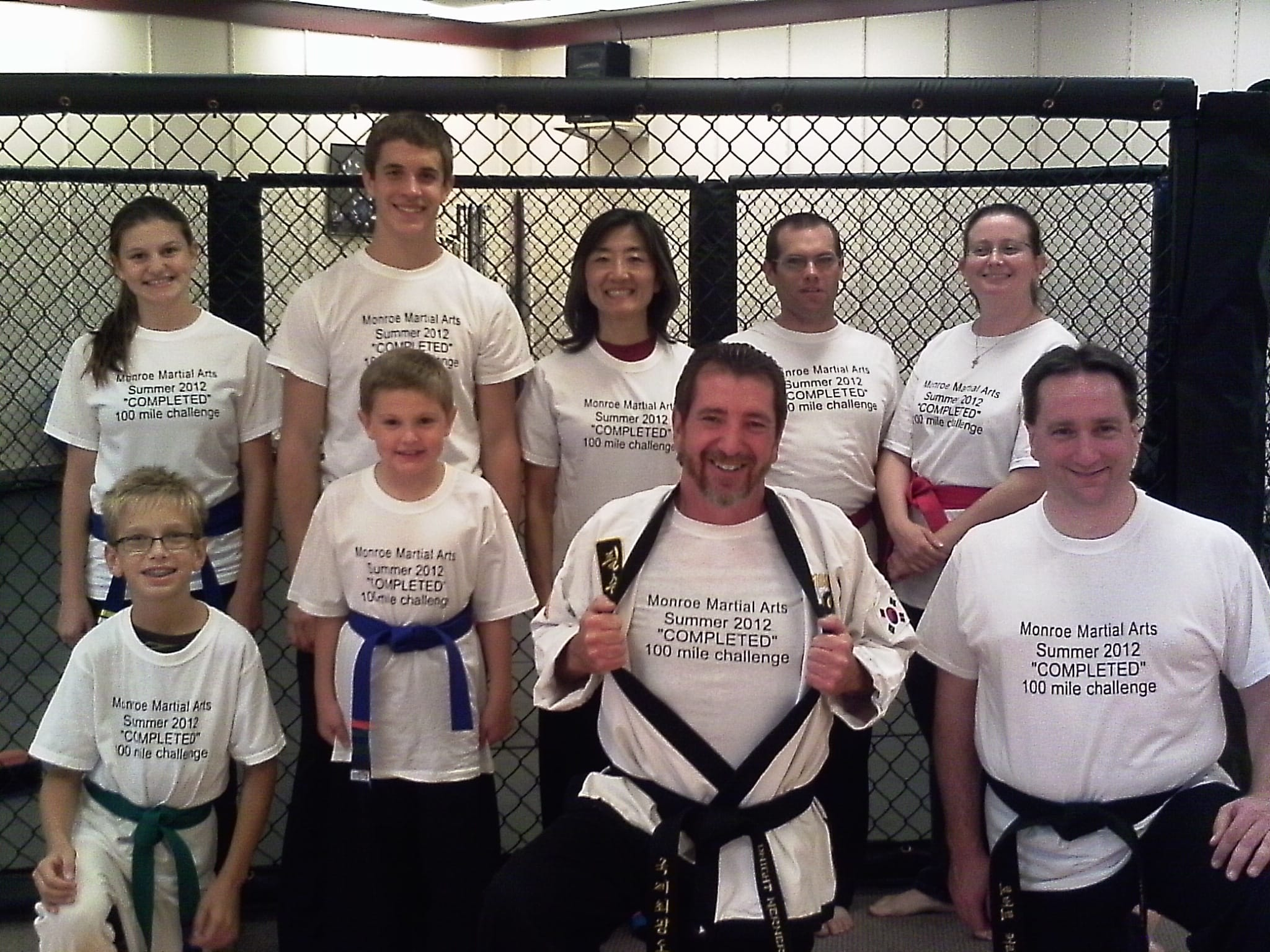 Dwight Werner in Monroe - Monroe Martial Arts