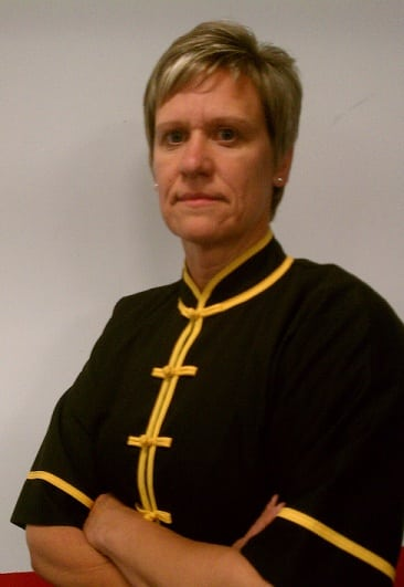 Shi Fu Marybeth Daucher in Gaithersburg - US Martial Arts and Fitness