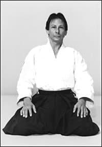 Robert Waltzer Sensei in Little Neck - Aikido School of Queens