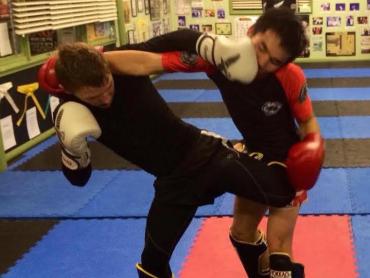 Marrickville Muay Thai Kickboxing