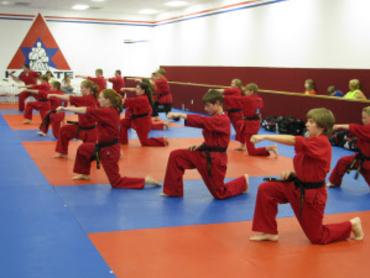 Brookfield Kids Martial Arts