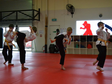 Helensvale Kids Martial Arts