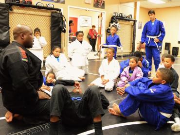 Bowie Kids Martial Arts