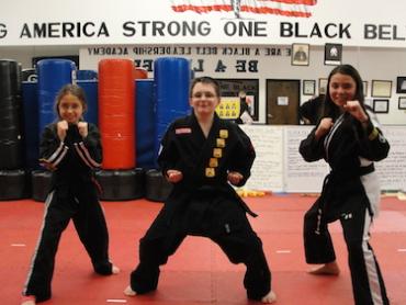 San Antonio Kids Karate