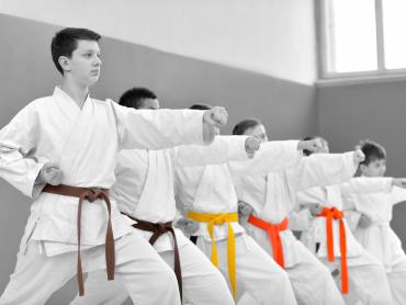 Gaithersburg Kids Karate