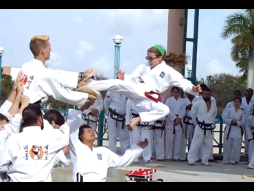 Davie and Cooper City Kids Martial Arts
