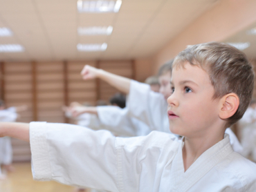 Plano Kids Martial Arts