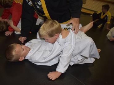 Monroe Kids Karate