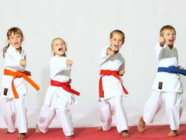 Oklahoma City  Kids Martial Arts