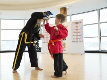 Kingston Kids Martial Arts