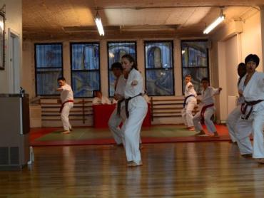 Midtown Manhattan Adult Martial Arts