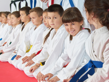 Whitman Kids Martial Arts