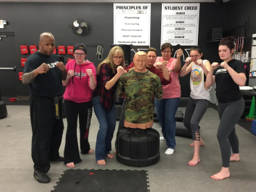 Omaha Women's Self Defense