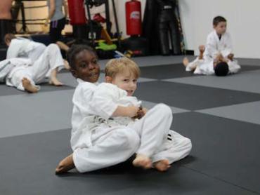 Austin Kids Mixed Martial Arts