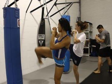 Kickboxing in IMC - Prospect