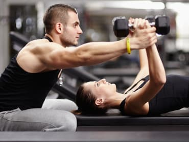 Personal Training in Custom Bodies Fitness