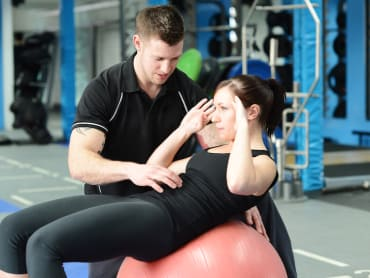 Personal Training in Black Clover Fitness