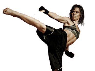 Kickboxing Fitness in Underground Martial Arts And Fitness Center