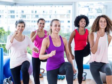 Fitness Classes in Custom Bodies Fitness