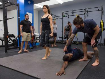 Semi Private Training in Catalyst SPORT